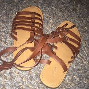 Forever 21 Shoes - Forever 21 Gladiator Sandals